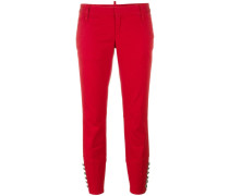 'Livery Tenent' Cropped-Hose - women