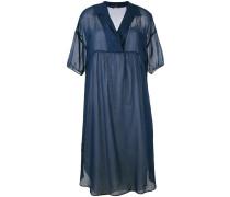 Kleid mit Kragen - women - Baumwolle - 34