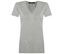deep v neck t-shirt