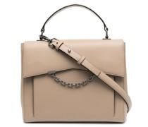 'K/Karl Seven' Handtasche mit Zierkette