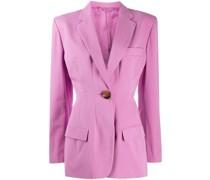 Donna single-breasted blazer