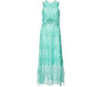 Besticktes Kleid - women - Polyester - 6