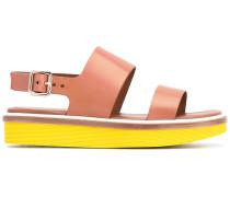 Sandalen mit Plateau-Sohle - women
