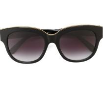 Sonnenbrille mit eckigem Gestell - women