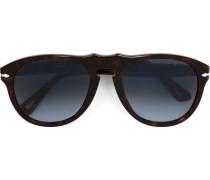 Sonnenbrille im Piloten-Stil - unisex - Acetat