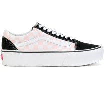 Karierte 'Old Skool' Sneakers