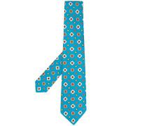 Krawatte mit abstraktem Print