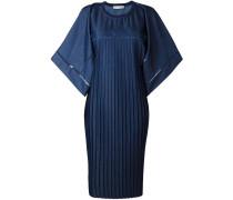 Oversized-Kleid mit Kellerfalten - women