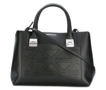 Handtasche mit Lochmuster - women