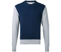Pullover in Colour-Block-Optik - men