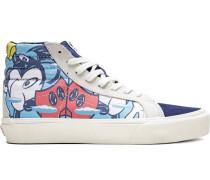 x Disney x John Van Hamersveld x Sk8-Hi 'Mickey's 90th' Sneakers