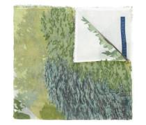 - Schal mit Wasserfarben-Print - women