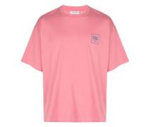 T-Shirt mit Mini-Logo