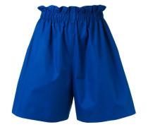 - Shorts mit ausgestelltem Bein - women