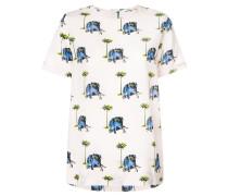 koala print T-shirt