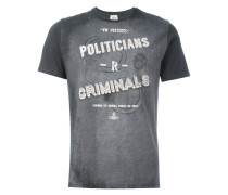 'Politicians/Criminals' T-Shirt