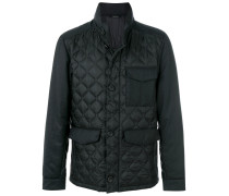 Technical fabric jacket