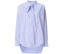 Swing pinstriped shirt