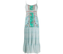 'Veronica' Kleid mit Blumen-Print