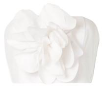 Cropped-Top mit Blumen