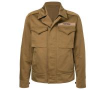 utilitarian shirt jacket