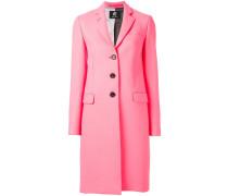 - Mantel mit kontrastierendem Detail - women