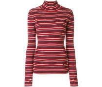 ribbed stripe jumper