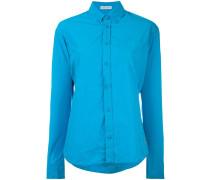 Button-down-Hemd mit Brusttasche - women