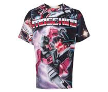'Transformers' T-Shirt mit Logo