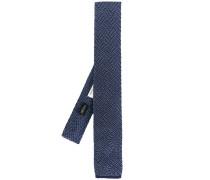 square tip tie