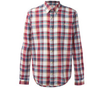 'Oscar' Hemd mit Button-down-Hemd - men