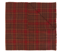 Garavani checked scarf