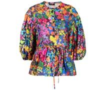 Ferrah Bluse mit Blumen-Print