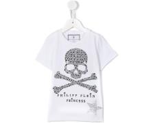 'Skull Baby' T-Shirt mit Logo