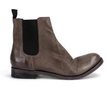 Chelsea-Boots mit gebogener Sohle