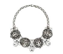 Halskette mit Löwenköpfen