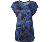 T-Shirt mit Print - women - Viskose - XS