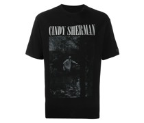 "T-Shirt mit ""Cindy Sherman""-Print"