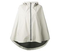 Cape-Jacke mit weiten Ärmeln
