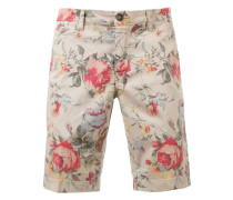 floral shorts - men - Baumwolle/Elastan - 31