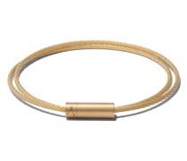 18kt 'Le 15 Grammes' Goldarmband