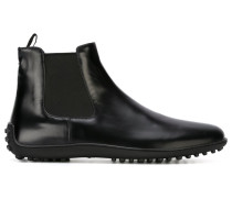 Chelsea-Boots mit genoppter Sohle