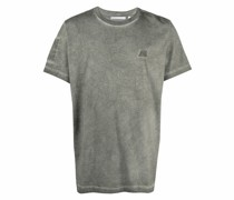T-Shirt im Military-Look
