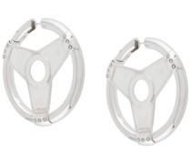 'Wheel' Ohrringe