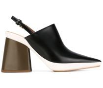 - Sandalen mit spitzer Kappe - women