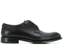 Derby-Schuhe mit mattem Finish