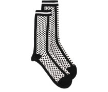 'Autobahn' Socken