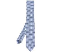 Football Bunny printed tie
