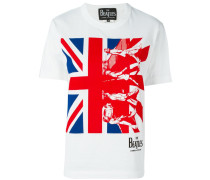 CDG X The Beatles Union Jack T-Shirt