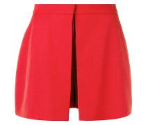 Shorts in Rock-Optik - women - Seide/Schurwolle